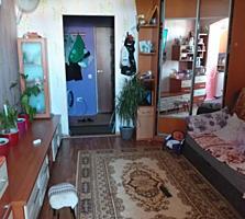 Apartament cu 1 odaie - 18 m. p., bloc secundar, euroreparatie.