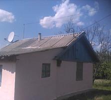 В Кицканах продам небольшой дом земли 10 соток