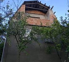 2 х этажная дача. С. Протягайловка.