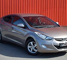 Hyundai Elantra Хюндай Элантра 1.6 автомат бензин