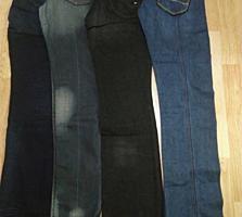 Джинсовые жилетка, платье, комбинезоны, бриджи, разное на девочку, new