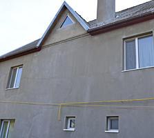 Современный 2-этажный дом в Тирасполе.