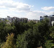 Продается 1-комнатная квартира в центре города Кишинёв (38.0 кв. м. )