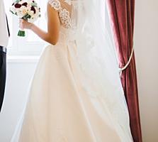 Продам в отличном состоянии Свадебное платье!