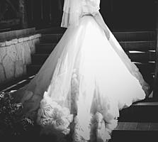 Сдам в прокат или продам свадебное платье + болеро