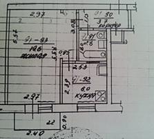 Продам 1- комнатную квартиру на Ленинском, от хозяина.