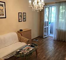 Хорошая двухкомнатная квартира на Федько с мебелью!
