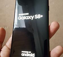 Samsung S8 Plus black gsm/cdma 420$