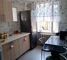 Отличная 2-комнатная квартира на земле. Кавказ, район ДОСААФ. 52,7 м2