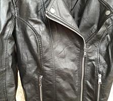 Продам недорого новую женскую куртку Terranova, размер XL (на L).