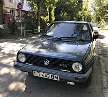 Volkswagen Golf, 1986 г. Дизель 1.6 Механика