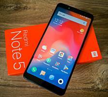 "Redmi Note 5 4/64 CDMA/GSM (5.99"", 8-ядер по 1.8 ГГЦ, 12Мп+5Мп)"