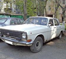 ГАЗ 24: продам переходную «Волгу» 1985 г. в хорошие руки!