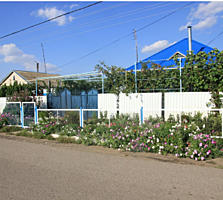 Продам дом в с. Фрунзе Слободзейский район.