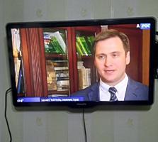"""Продам телевизор LED PHILIPS - 32"""". 1080*1920"""