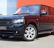 Land Rover Range Rover 2012 5.0