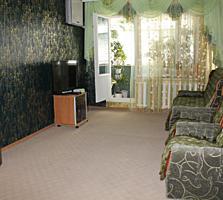 Отличная 3-х комнатная квартира с ремонтом на БАЛКЕ