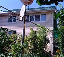 2-этажный котельцовый дом 150 кв. м., на 6,5 соток земли