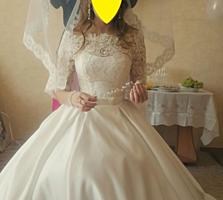 Продам шикарное свадебное платье - Недорого!