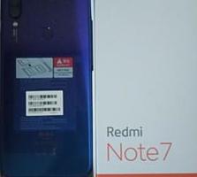 Сяоми Redmi Note 7 4/64Гб ТЕСТИРОВАН в упаковке. 4G, VoLTE, СДМА есть