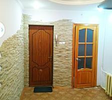 4-х квартира с 3-мя лоджиями и ремонтом 35000$