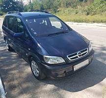 Opel Zafira A 2001 г.