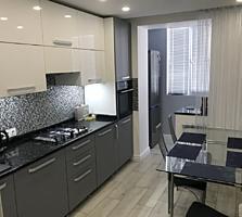 Отличная квартира с ремонтом и мебелью!! обмен на авто плюс доплата.