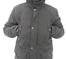 Куртки мужские Италия. Новые