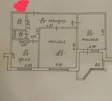 Активно продам 2-комнатную квартиру 143 серии Западный
