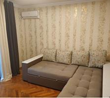 Apartamet 2 odai et. 2. Reparatie+Mobilata+Tehnica, set. Riscanovca lin