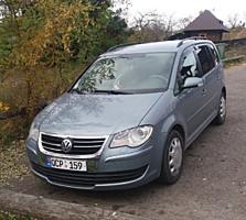Volkswagen Turan 2009, A/T, 1,4TSI benzin
