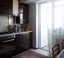 Apartament superb cu 3 odai in bloc nou, reparatie euro, Ciocana