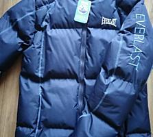 Куртка зимняя новая EVERLAST