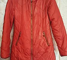 Куртка-пальто/ осень-весна