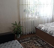 Vînd apartament cu o cameră mobilat/electrocasnice