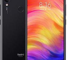 Redmi Note 7 4/64 Black (4G VoLTE) - 3270р