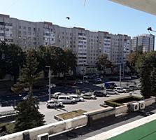 Штефан чел Маре, 1-ком., 3/9 этаж, 2 балкона, большая кухня 10 м2!