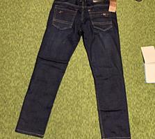 Новые джинсы с начёсом