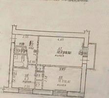 Продается 2 комнатная квартира у Тернополя!!!