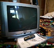 Телевизор Horizont-Philips в отличном состоянии