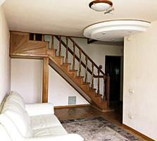 Apartament cu 2 camere separate+living, în 2 nivele -etajul 3 și 4.
