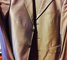Мужской итальянский костюм Pallo Poverri. Куртка Jack & Jones Denim