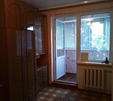 Жилая 1-комнатная на Хомутяновке
