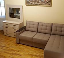 Продается 2-комнатная квартира 46м. 5/5 автономное отопление.