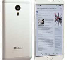 Продаю смартфон meizu mx5