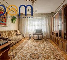 Apartament cu 3 camere, 72 m. p 3 balcoane, seria 143,Centru str. Ismail