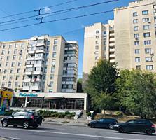 Sec. Râșcani, bd. Moscova, 3 odăi, 72 m2, et 8/13! Linga Parcul Avgan!