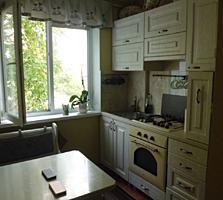 3/5 середина. р-он 1 поликлиники. жилая с мебелью. 33000 евро