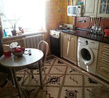 2-комнатная на Юности, в середине дома 7/9 с просторной кухней