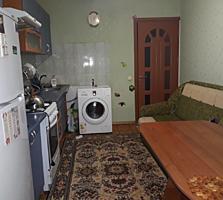 Apartament cu o cameră în fost cămin (cu mobilă şi tehnică)